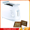 2 Slice Logo Toaster With Bun Warmer