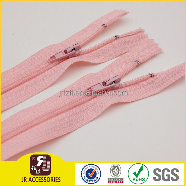Wholesale zippers for design zipper parts
