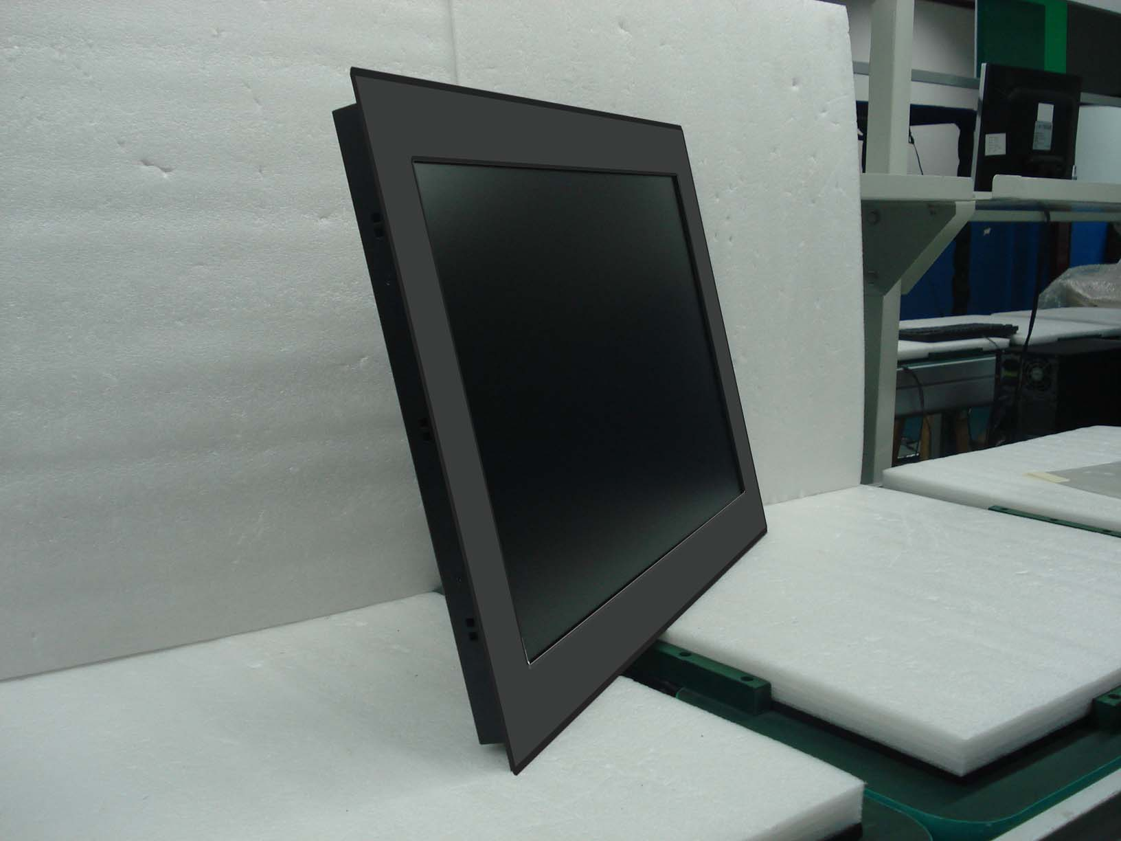 Industriële waterdichte touch screen 15 17 19 21.5 22 24 inch panel mount capacitieve touchscreen monitor
