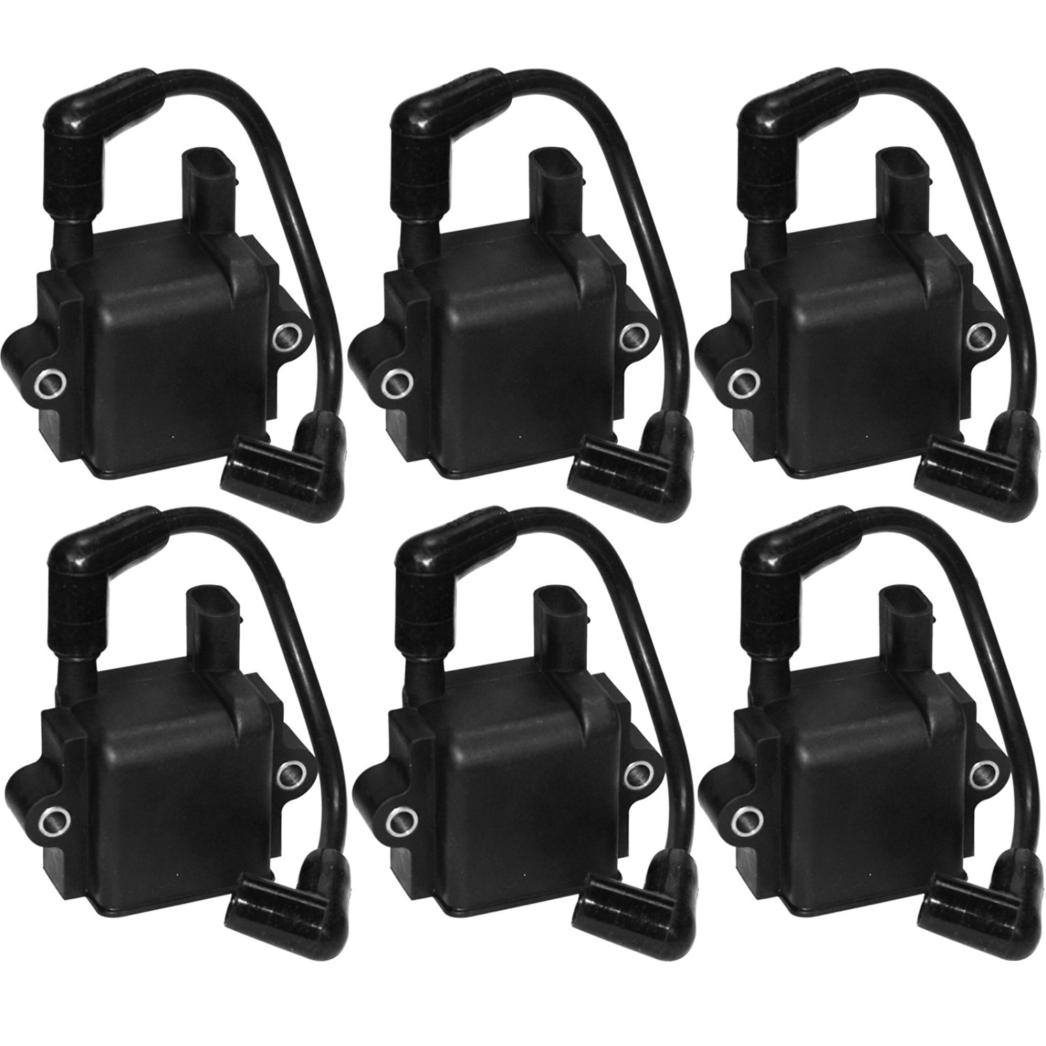 Buy CALTRIC 6-PACK IGNITION COILS Fits MERCURY OUTBOARD 200