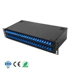 19inch Fiber Optical Patch Panel SC 48 Port Fiber Distribution Frame