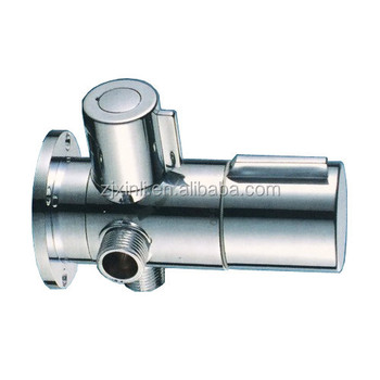 High Quality Wall Mounted Control the Water Temperature of ABS Material Thermostatic Mixer X9162