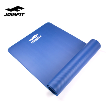 JOINFIT Thickness Canvas Bag NBR Yoga Mat with Carrying Strap