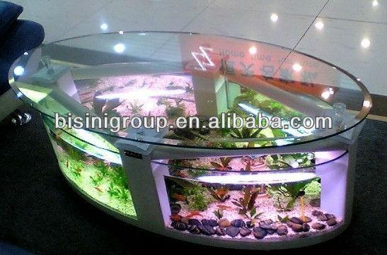 bisini oval aquarium aquarium tisch bf09 41033 aquarium. Black Bedroom Furniture Sets. Home Design Ideas