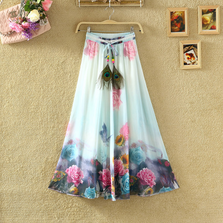 bbea355f16 2016 Latest Beautiful Design Long Skirts Arabic Long Skirt Chiffon Long  Women Skirts - Buy Latest Long Skirt Design,Chiffon Skirt Long White,Long  Chiffon ...