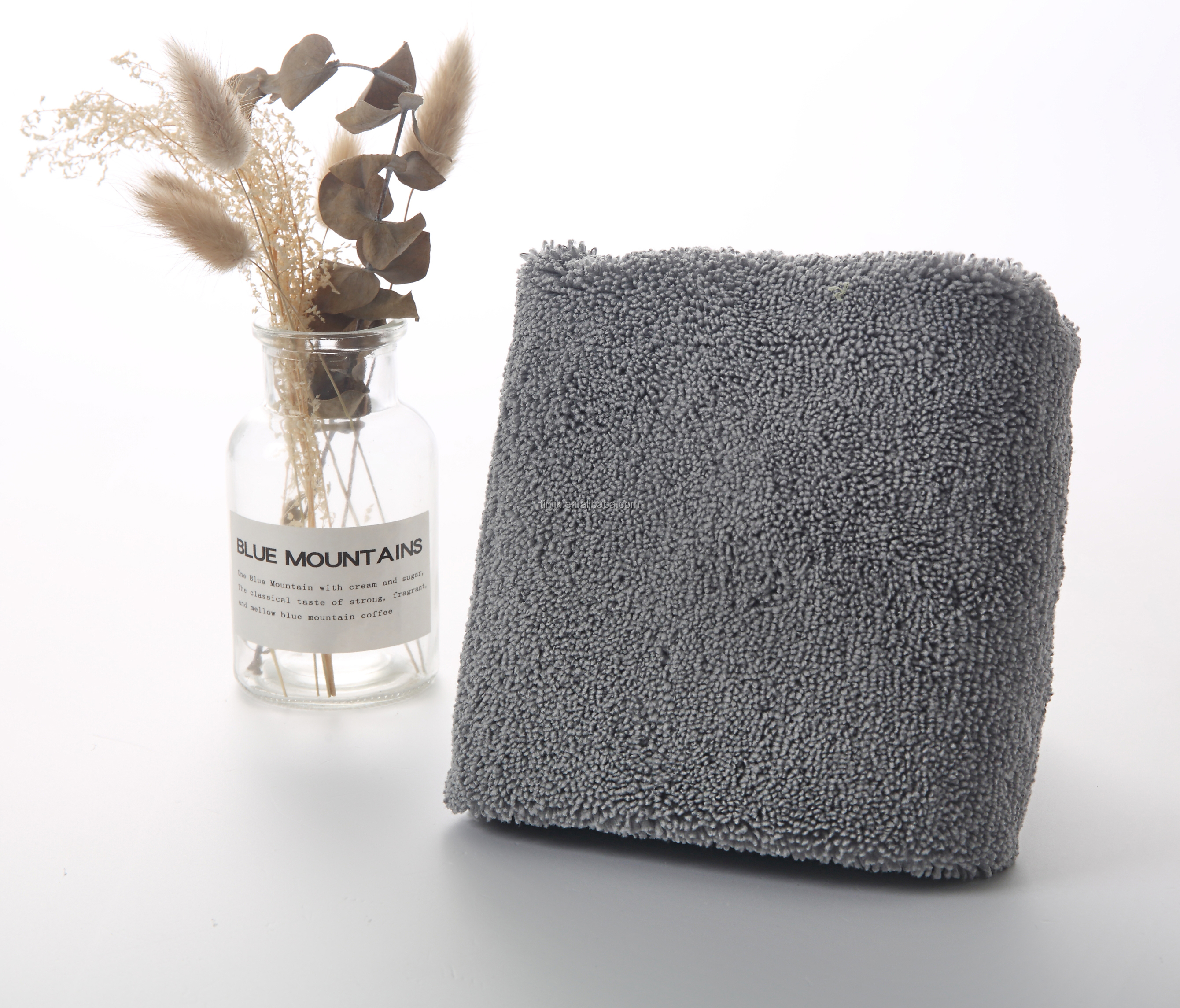 Super Thick Microfiber 380gsm Car Cleaning Cloth Detailing Towels