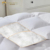 Home Textile 100% Cotton downproof Fabric white Duck Down Quilt