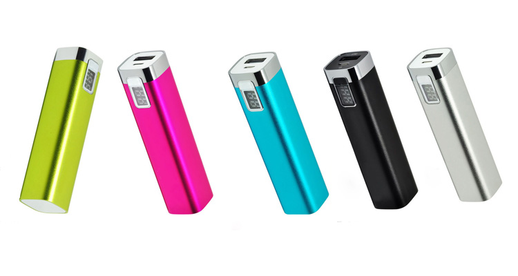 External Battery Mini Charger Pack