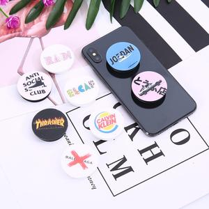 Factory Customized Pop Phone Socket Holder Mount with Free Printing