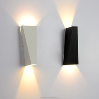 10W waterproof High quality Modern Minimalist Iron Indoor LED Wall Lamp Wall Sconces