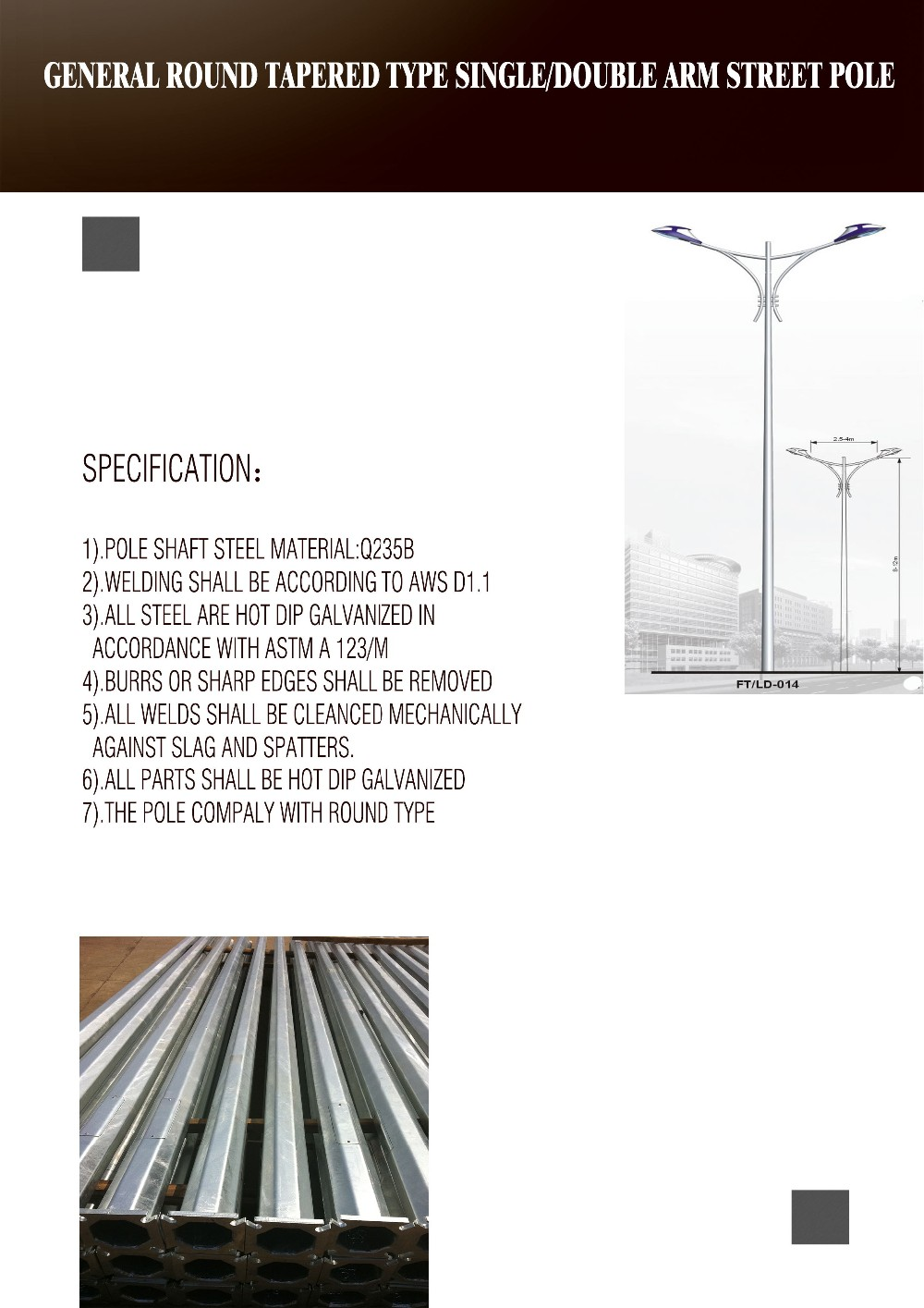 High Quality Galvanized Outdoor Lamp Post Parts Buy Outdoor Lamp Post Parts