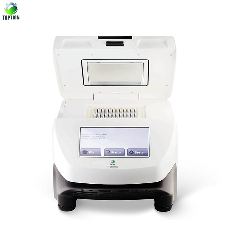 DNA/RNA/Gen Testlabor Analyzer-PCR Maschine thermocycler