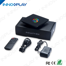 Newest Arabic Iptv Box S912 T9 IP Audio Video 4 K HD Mini Media Player Android 6.0 Tv Box