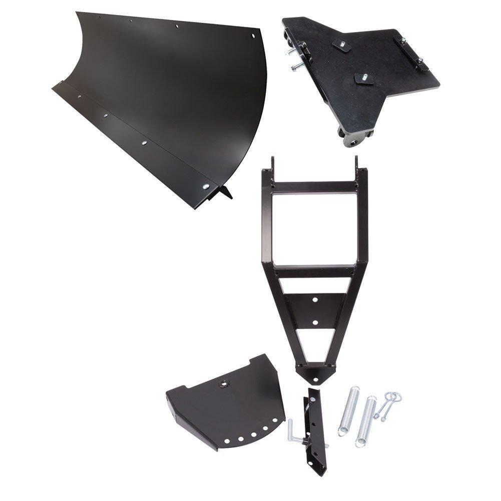"TUSK SubZero Snow Plow Kit, Winch Equipped UTV, 66"" Blade - Fits: Kawasaki Teryx4 800 2014-2018"
