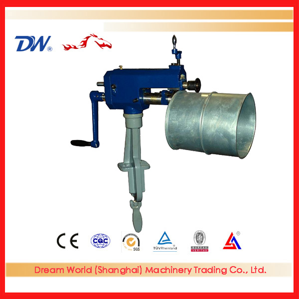 96.5 %customers bought metal Swaging Froming Tennying Wiring Ducting Machine