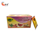 Ginger tea with all kinds of flavoured 18g*10sachets*24color boxes