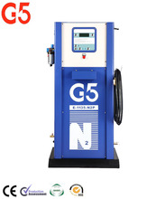 Nitrogen Tyre Filling System Automatic Purification Inflator Machine For Motorcycle Car Zhuhai