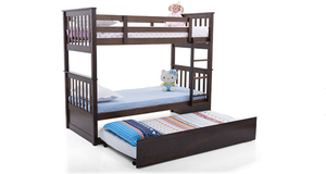 Specification Of Wooden Bunk Bed For Two Children