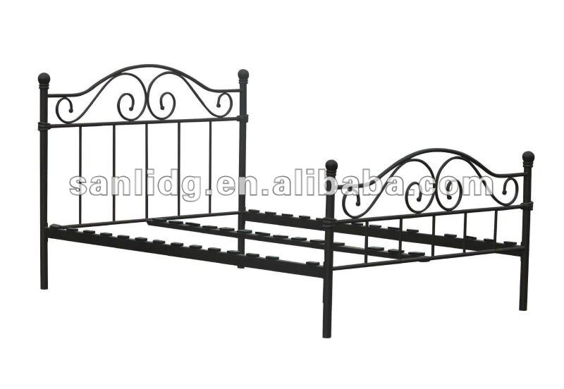 Iron Double Bed Design Iron Double Bed Design Suppliers And Manufacturers At Alibaba Com