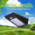 IP65 Wall Mounted Garden Lighting Outdoor Led Solar Lights with PIR Sensor