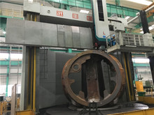 Large Vertical Machining Center We Provide Vertical Turning And Milling Service