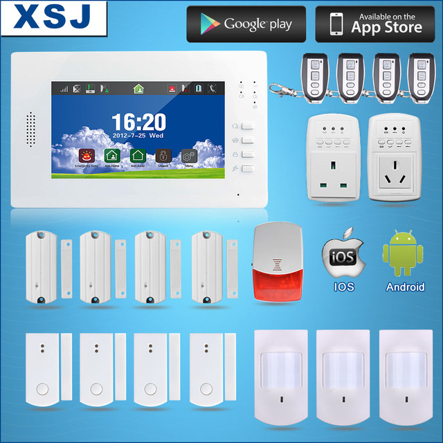 Buy Cheap China gsm home security system wireless Products, Find ...
