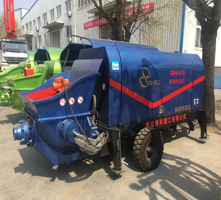 mini schwing concrete hydraulic pumps for jinma tractor sale
