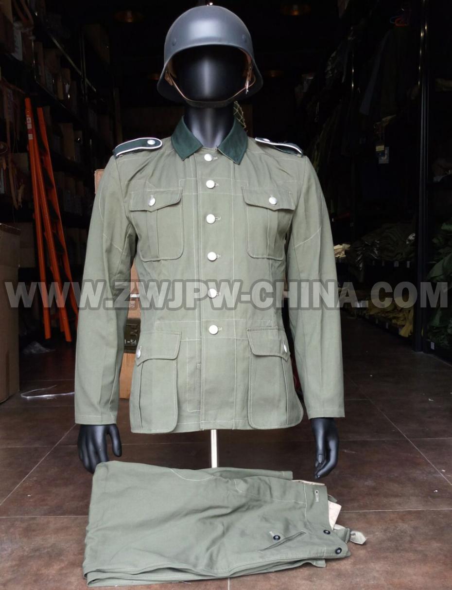 compra alem n de wwii uniformes online al por mayor de. Black Bedroom Furniture Sets. Home Design Ideas