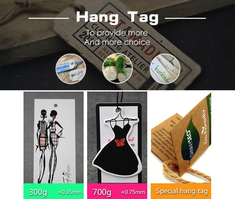 Underwear Hang Tag Label/jeans Hang Tags/custom Hang Tag - Buy ...