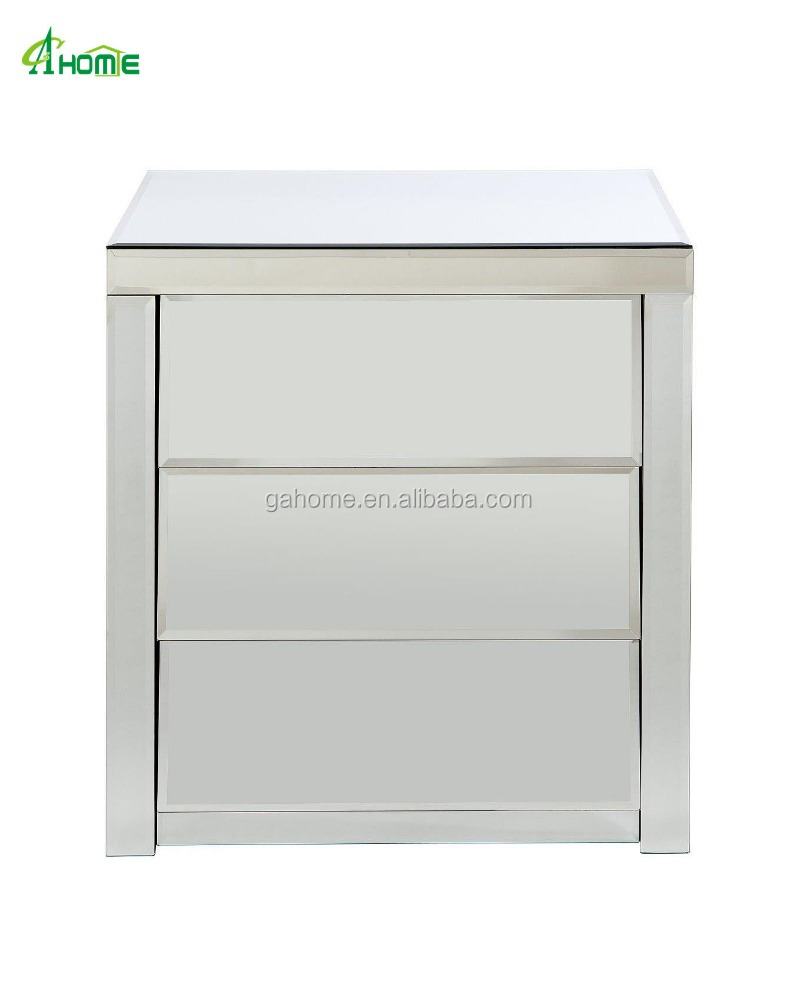 mirrored nightstand with  drawers mirrored nightstand with   - mirrored nightstand with  drawers mirrored nightstand with  drawerssuppliers and manufacturers at alibabacom