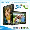 "VITEK Wholesale OEM 4G LTE 7"" Tablet Phone,IP67 Rugged Android Tablet PC"