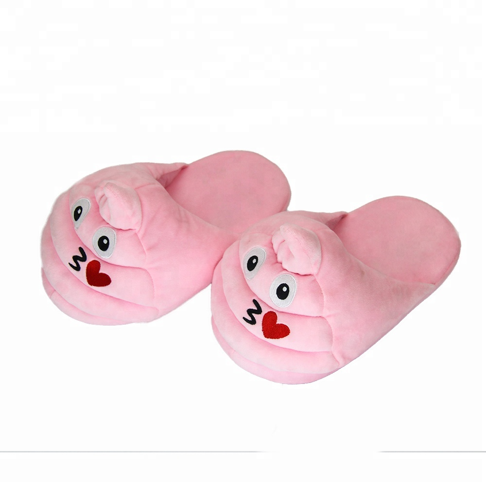 Pink Plush Indoor Shoes bdef4ccfc64b