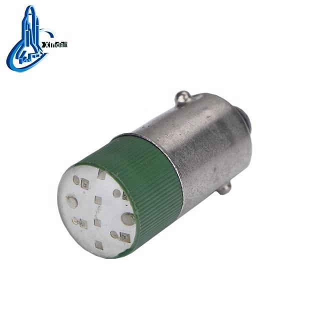 2PCS Pilot light RED Led Lamp 16mm Screw Terminal  48V AC//DC