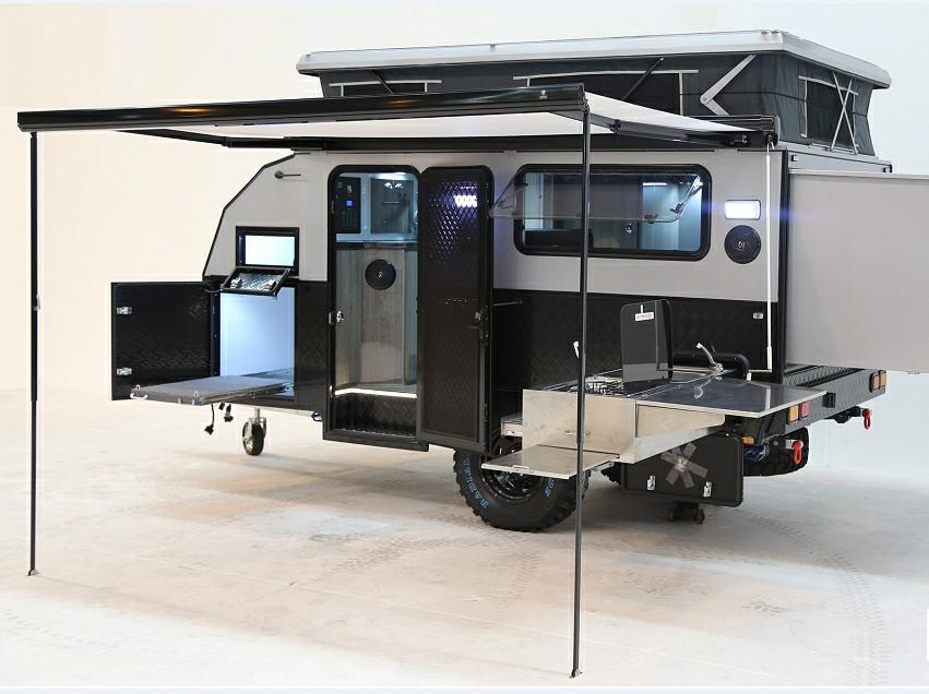 off-road 12ft -16 ft Hybrid Off-road Caravan meet Australia standards, View  off-road 12ft -16 ft Hybrid Off-road Caravan meet Australia standars,