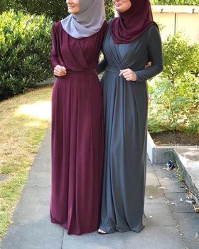 7 Colors Sexy Style Wholesale Latest Design Muslim Dress New Model Fashion Embroidered Cheap Modern Dubai Abaya