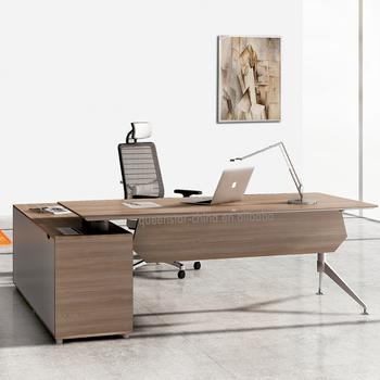 Qs Od02 Modern L Shaped Office Desk