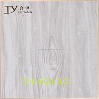 3D embossed wood grain vinyl wallpaper for home decoration T4401A3