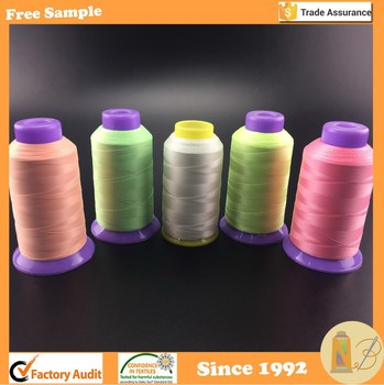 Luminary Glow In The Dark 100 Polyester Embroidery Thread 2000m
