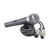 Dynamic Microphone Wired Handheld Mic DM-581