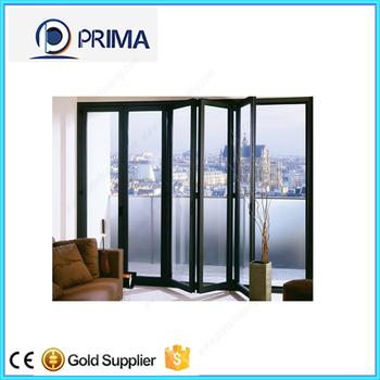 Top Level Aluminum Frame Exterior Insulated Glass Garage Door Buy