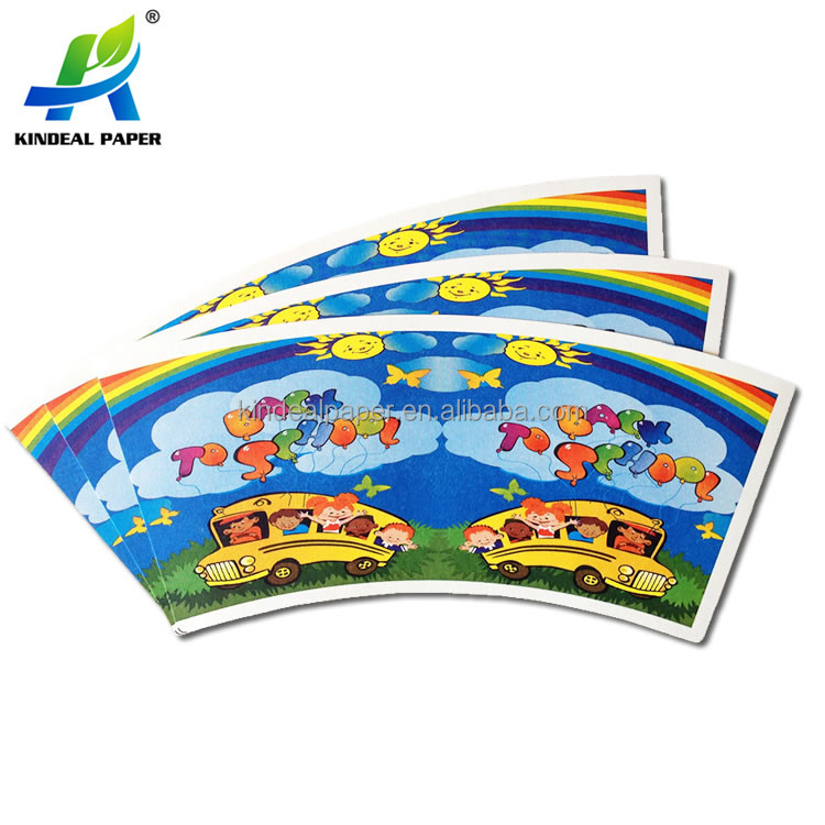 Pe Coated Laminated Paper Cup Paper