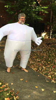 df848b6ecd97 Adult Big Hero 6 Baymax Mascot Costume