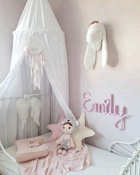 Round Mosquito Net Bed Canopy Curtains Baby Playpen Cot Crib Mosquito Net -  Buy Baby Playpen Mosquito Net,Baby Cot Mosquito Net,Baby Crib Mosquito Net  ...