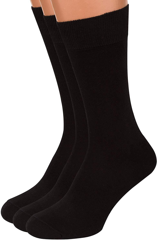 YUPPIE TONE Men Summer Low Cut Socks Cotton Business Boat Socks 5 Pack