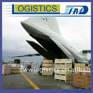 Cheap air shipping rates from China to New Jersey/Michigan
