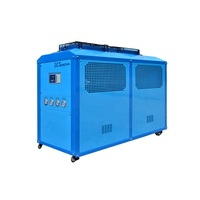 Air Cooled 1HP 3HP 5HP 2HP 4HP 6HP 10HP Industrial Water Cooler Chiller