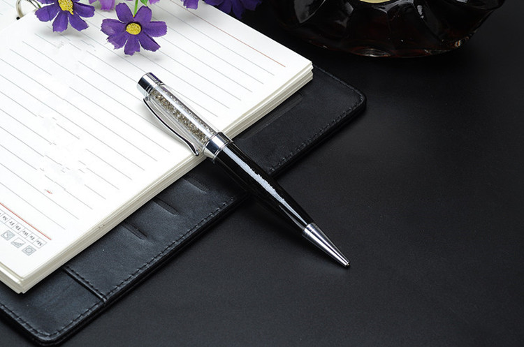 jiangxi office gift new fashion advertising promotional ball pen with ball pen refill