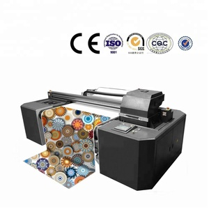 America Professional Industrial Level Belt Type cotton Printing machine