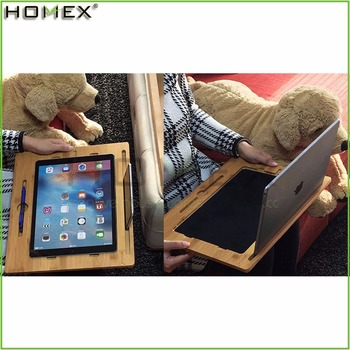 Bamboo Tablet And Phone Charging Station With Holder And Mouse  Pad/Homex_FSC/BSCI Factory