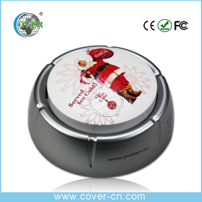 Promotional gifts custom plastic talking box with music sound box for kids